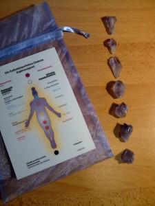 Kristallset Amethyst, Heilung und Transformation